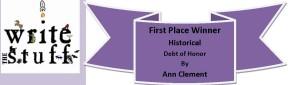 Ann Clement banner